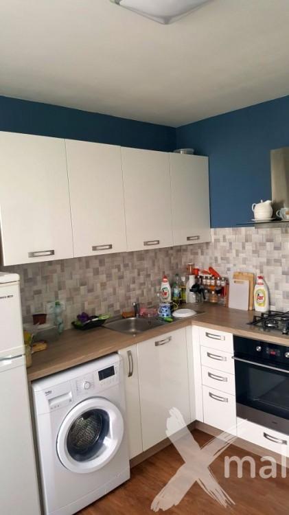 Rekonstrukce kuchyně v panelovém bytu