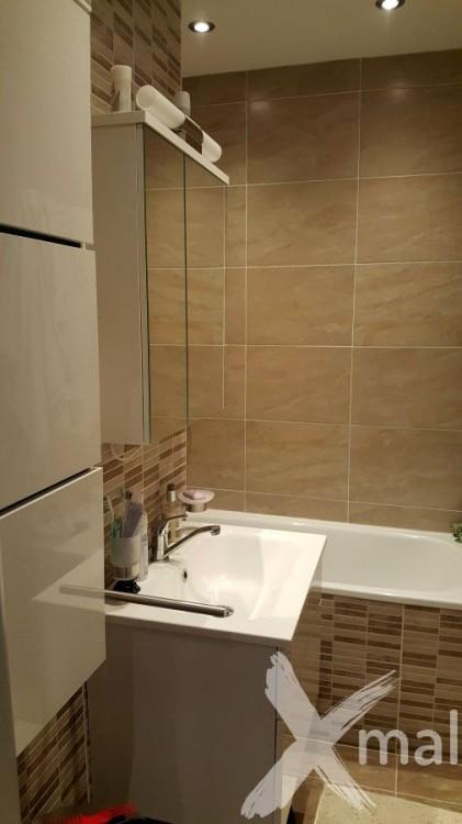 Rekonstrukce koupelny v panelovém bytu