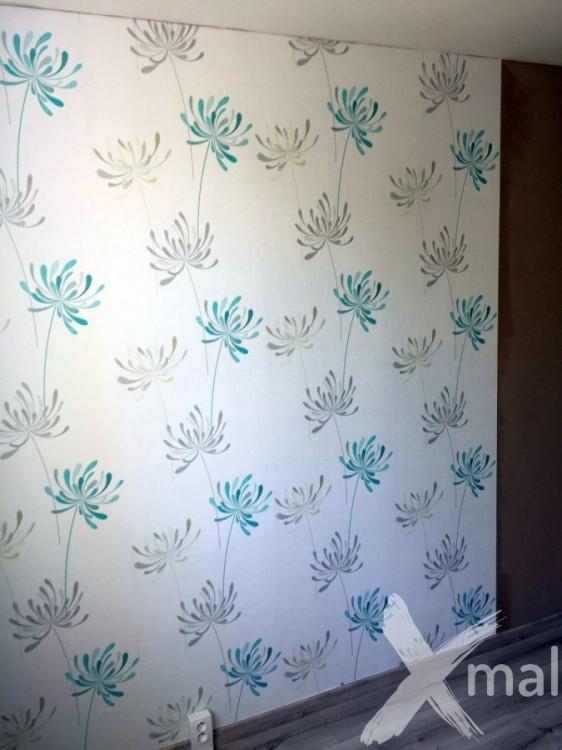 Vliesová tapeta do ložnice inspirace