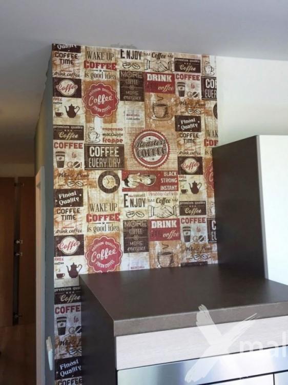 Coffee tapeta do kuchyně Plzeň