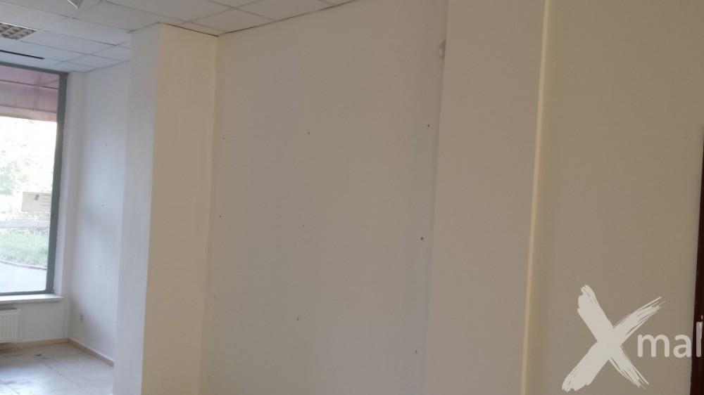 Oprava promočené zdi