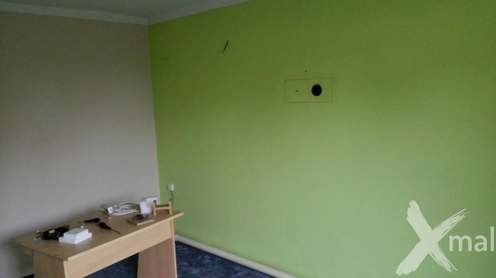 Vymalování ložnice v Plzni