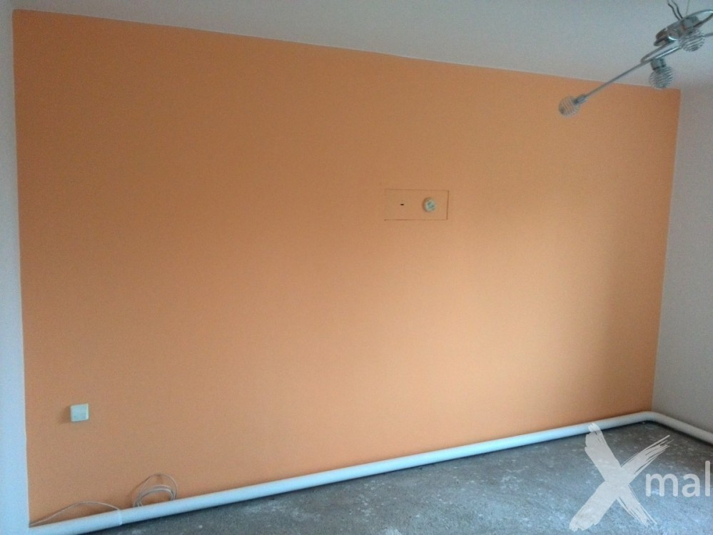 Inspirace malování ložnice v Plzni