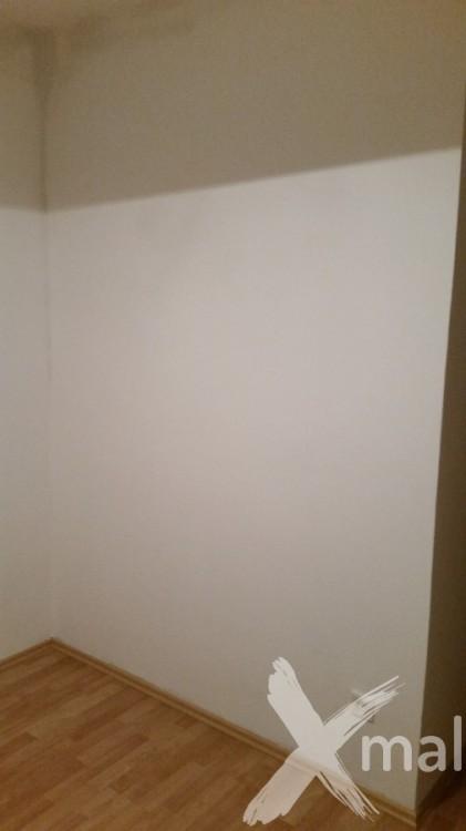 Malování zdí masážního salónu