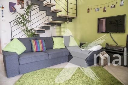 Inspirace malování obývacího pokoje 4
