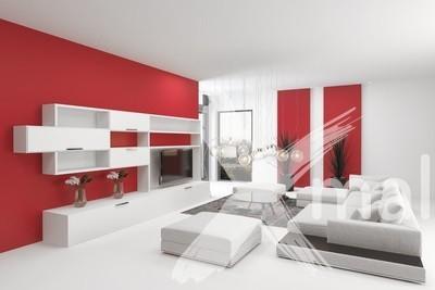 Inspirace malování obývacího pokoje 1