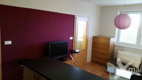 Vymalování obývacího pokoje v bytě
