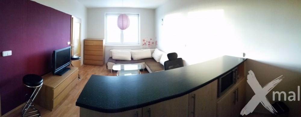 Vymalování kuchyně v moderním bytě